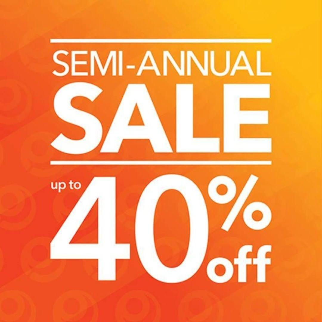 Payless Promo Semi Annual Sale! Diskon Hingga 40%