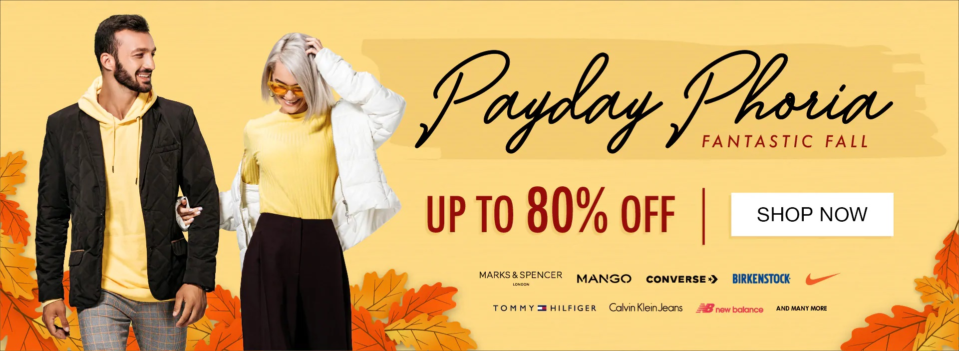 MAP E-Mall Promo Payday Phoria, Diskon Hingga 80%