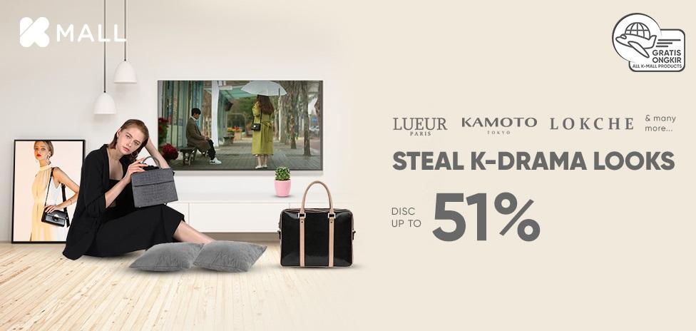 iLotte Promo Steal K-Drama Looks, Diskon Hingga 51%
