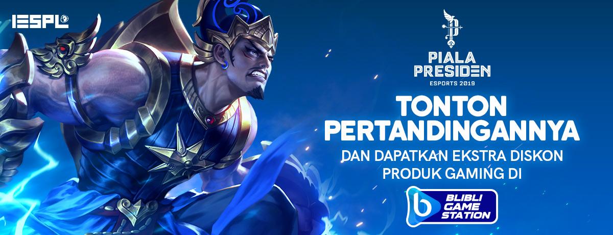 Blibli Promo Gaming Super Deal, Diskon Sampai 50%