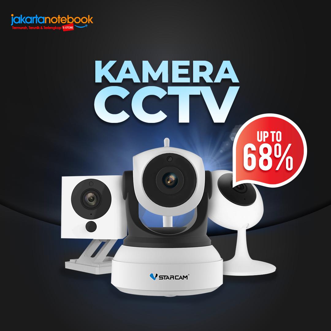 Kamera CCTV Termurah Hanya di Jakartanotebook, DISKON