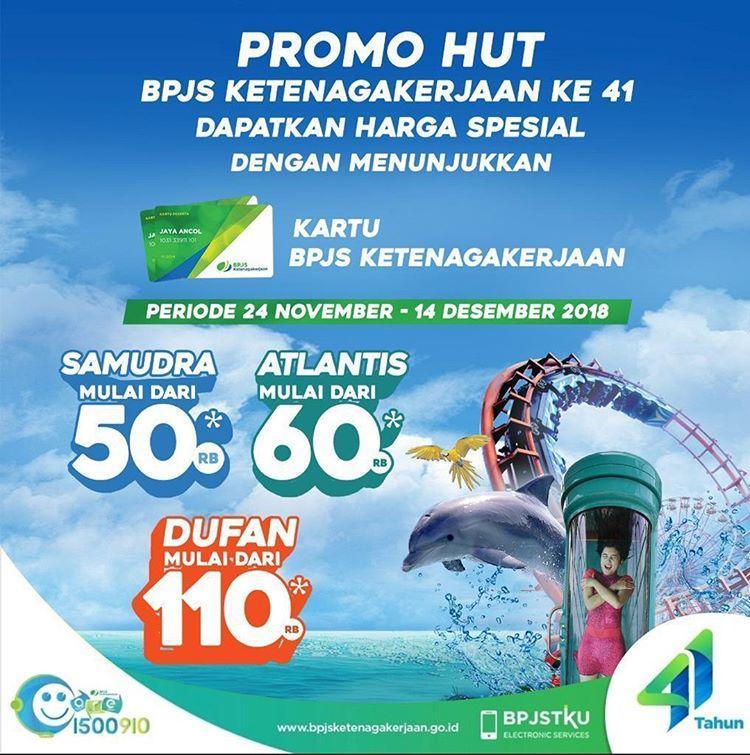 Taman Impian Jaya  Ancol Promo HARGA SPESIAL TIKET MASUK Mulai Dari Rp. 50.000