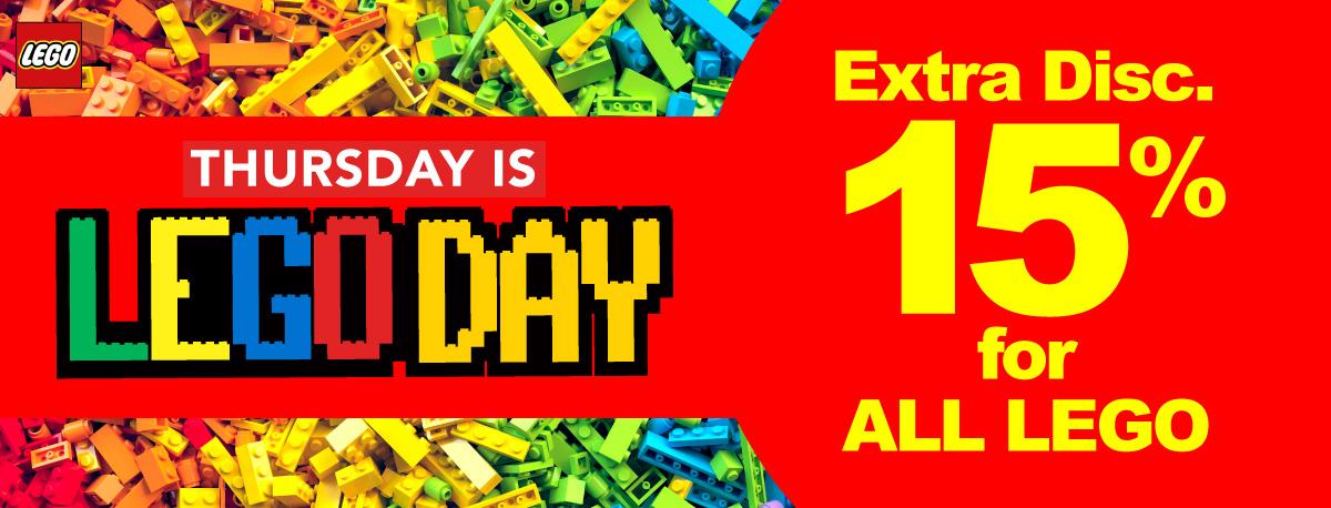 Blibli Promo Lego Untuk Anak, Ekstra Diskon 15%