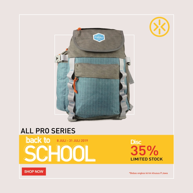 Sparksgear Promo Back To School Diskon Hingga 35%