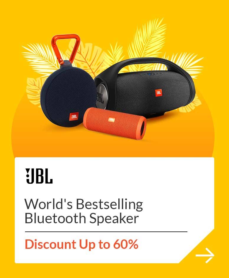 Lazada Promo JBL, Diskon Hingga 60%