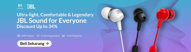 Lazada Promo Headphone JBL Big Sale, Diskon Hingga 34%