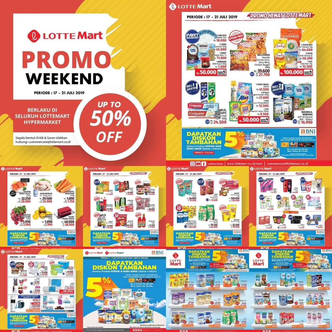 Katalog Promo JSM Lottemart 17-21 Juli 2019!