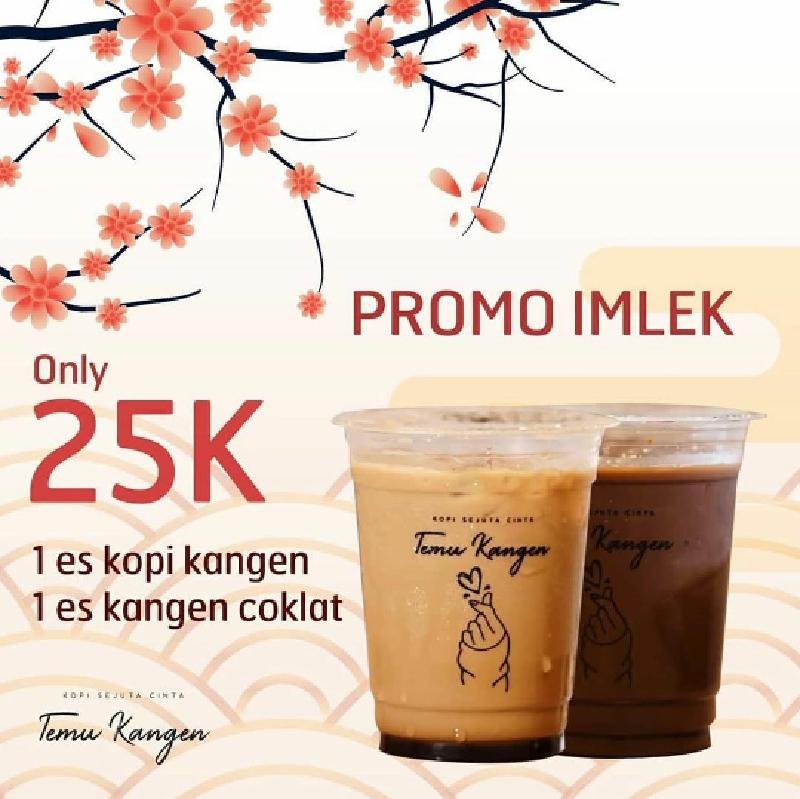 Kopi Temu Kangen Promo IMLEK, Harga Spesial HANYA Rp. 25.000!