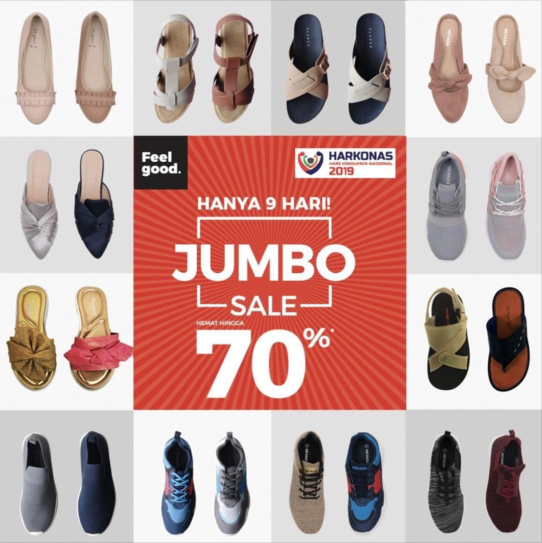 Matahari Department Store Promo JUMBO SALE, Diskon Hingga 70%