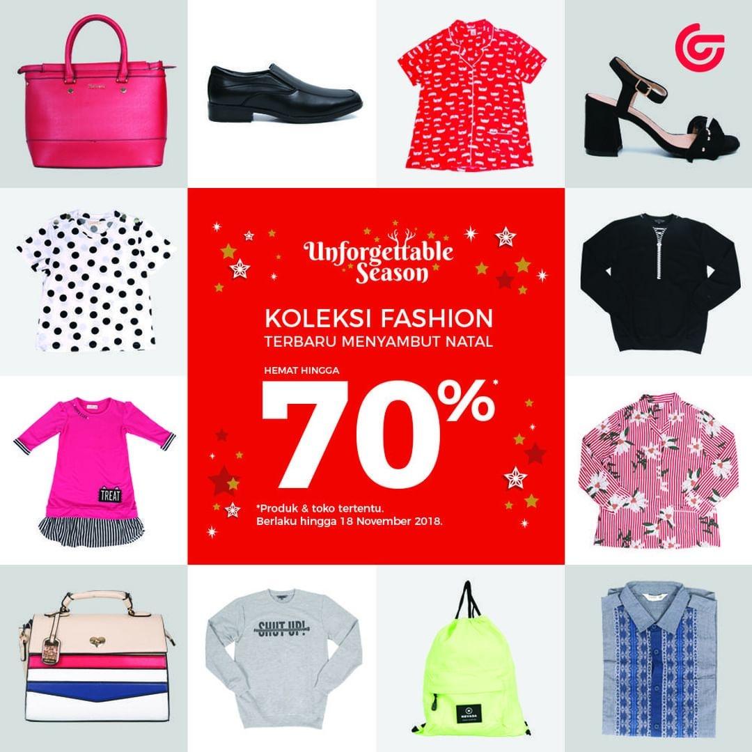 Matahari Department Store Christmas Sale! Diskon Hingga 70%