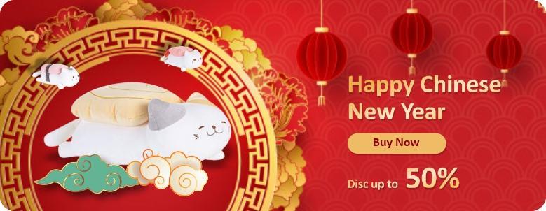 Miniso Promo Chinese New Year, Diskon Hingga 50%