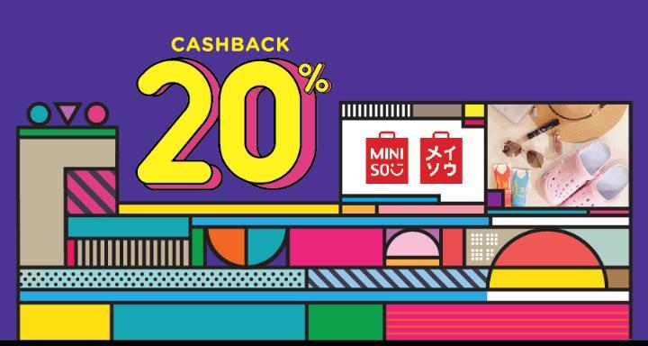 Miniso Promo Belanja Lebih Hemat Dengan Ovo, Cashback 20%!