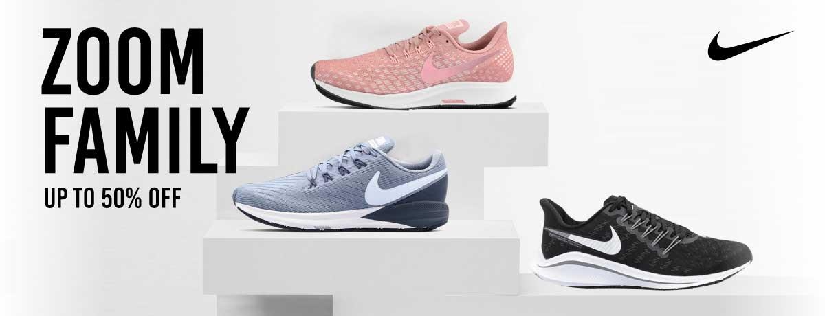 Blibli Nike Zoom Family Big Sale, Diskon Hingga 50%
