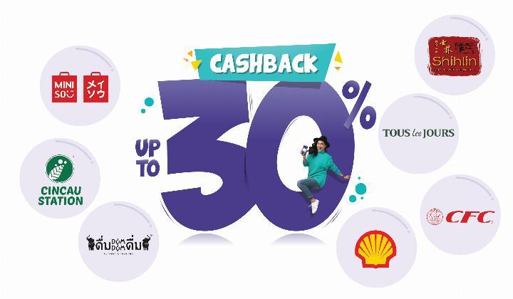 OVO Promo Spesial Belanja Lebih Hemat Dengan Cashback 30%