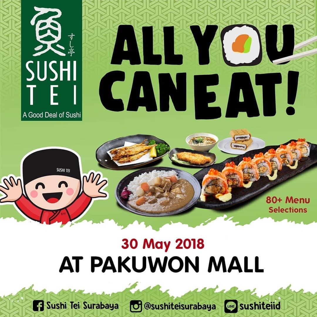 Sushi Tei Promo Spesial All You Can Eat Makan Sepuasnya Cuma Rp