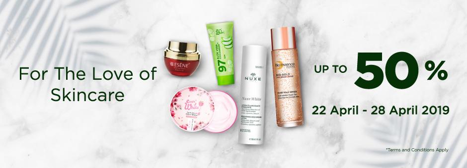 Tokopedia Promo Aneka Skincare Terbaik, Diskon Hingga 50%