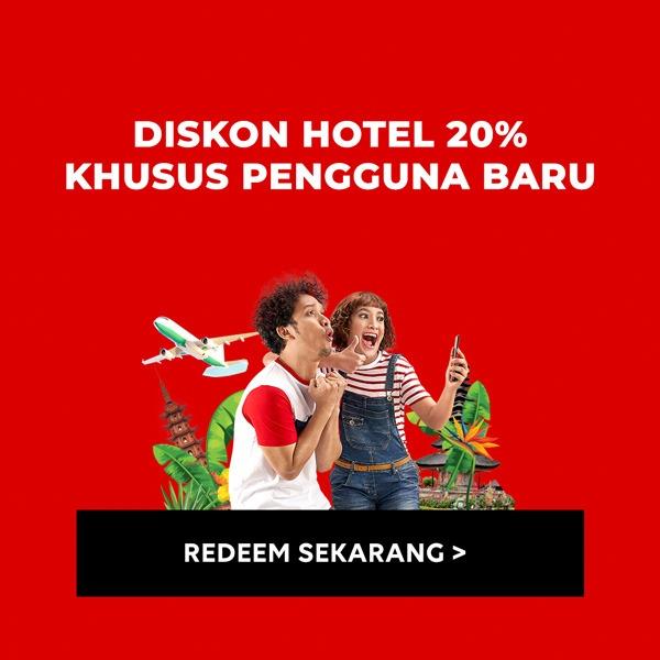 RedDoorz Promo Spesial Liburan Lebih Hemat Dengan Diskon 20%!