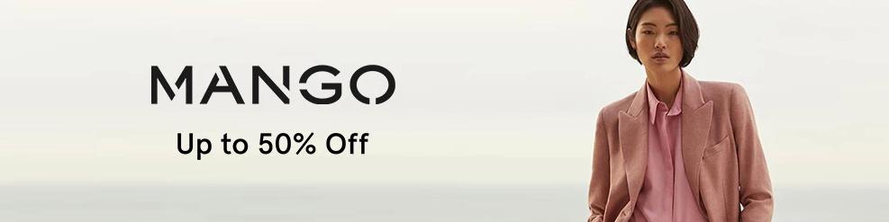 Zalora Mango Super Sale, DISKON Hingga 50%