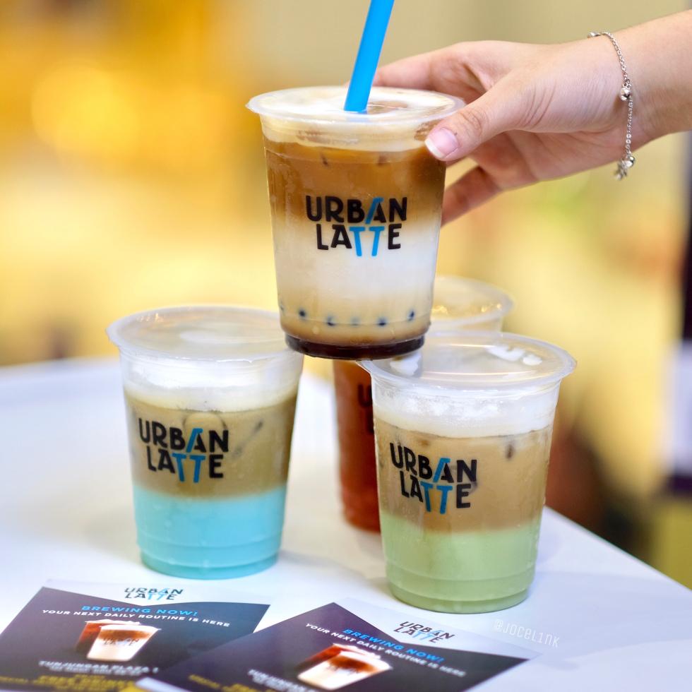 Urban Latte Promo Spesial Cashback 40% Dengan Gopay!