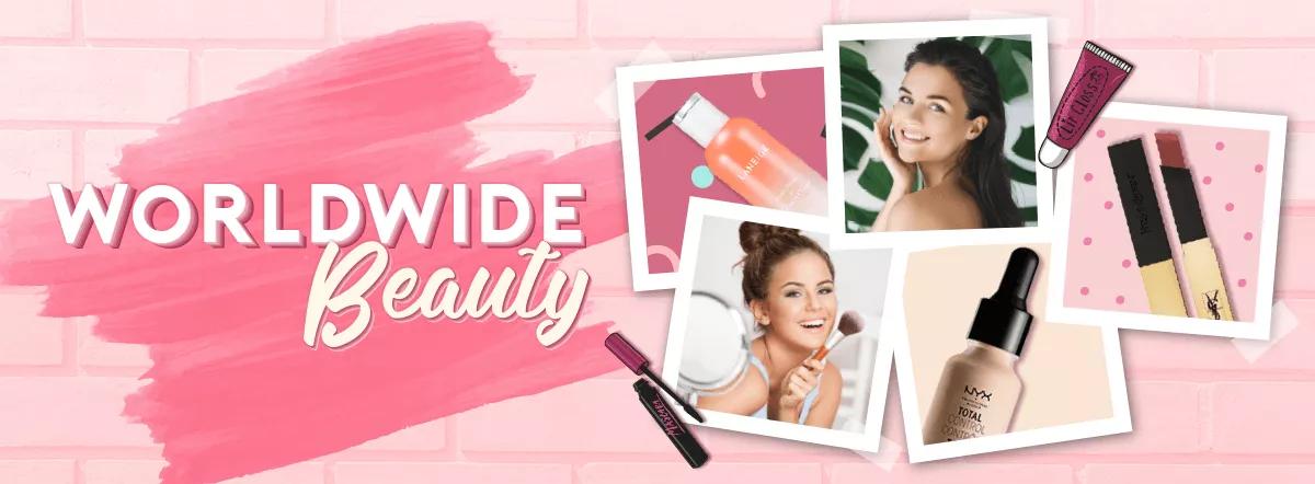 JD.ID Promo Worldwide Beauty, Diskon hingga 70% + Kupon 100k