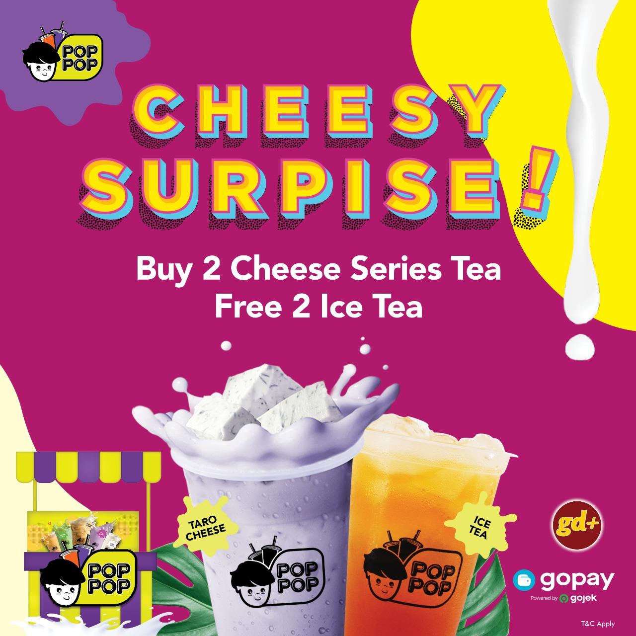 Es PopPop Promo Buy 2 Get 2 FREE!