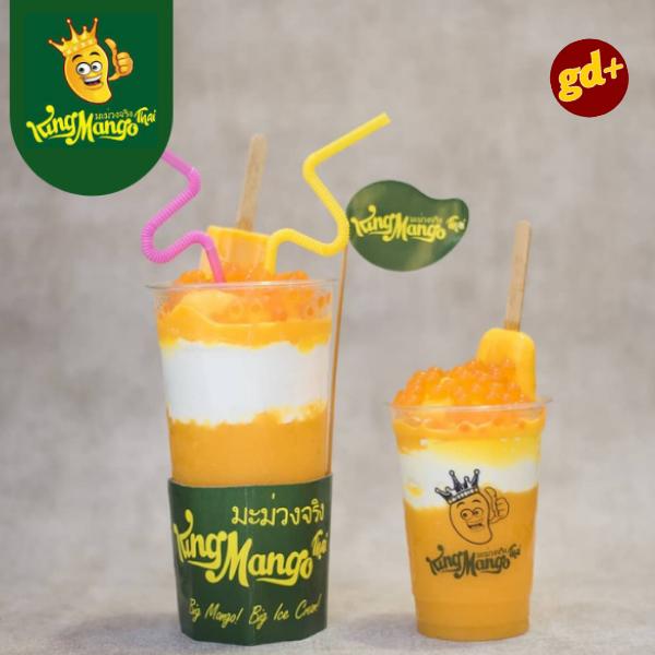 Promo King Mango - Buy 1 Get 1 FREE