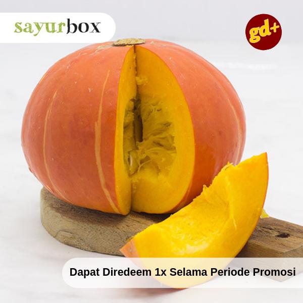 Promo Sayurbox Voucher Diskon Rp. 25.000