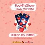 BookMyShow Promo Tiket Nonton Diskon Rp 10.000