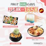 Promo Patbingsoo - Paket Dealicius Diskon Rp 53.000