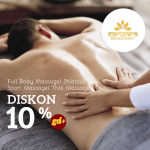 Samsara Reflexology Diskon 10% Untuk Semua Treatment (60 menit)