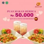 Bakmi GM Promo Makan Berdua Hanya Rp 50.000!